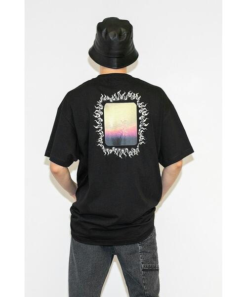 <BROW × Kate Bellm> Exclusive for <monkey time> WOOD TEE/Tシャツ