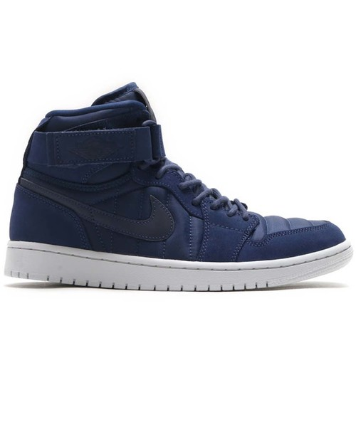 NIKE AIR JORDAN 1 HIGH STRAP(atmos EXCLUSIVE)(MIDNIGHT NAVY/MIDNIGHT NAVY)【SP】