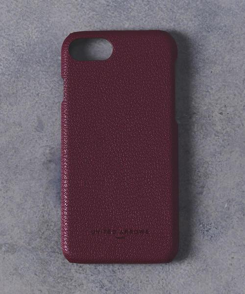 UASB マイクロファイバー iPHONE ケース