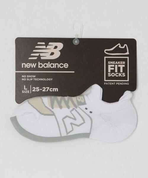 [ ニューバランス ] SC New Balance スニーカー イン ソックス