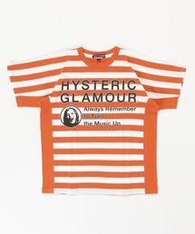 MAKE ME SMILE Tシャツ【L】オレンジ
