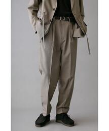 <monkey time> TR GUN CLUB CHECK 1P WIDE PANTS/ワイドパンツ