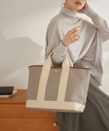TOPKAPI(トプカピ)の【日本製】スコッチグレイン ネオレザー・A4トートバッグ 日本製(トートバッグ)