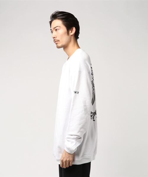 【UEG】EAGLE CREW NECK
