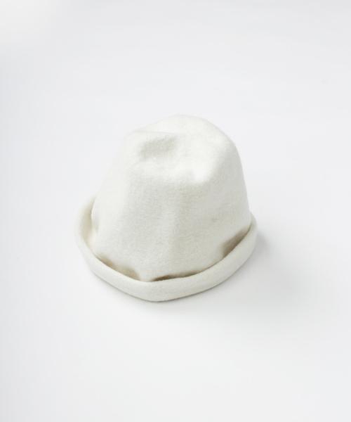 数量は多 45Rフェルトの帽子(ハット)|45R(フォーティファイブアール)のファッション通販, PCヤマト:6b27ec0e --- vinylcowindows.com