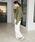 LEPSIM(レプシィム)の「BIGポケミリタリージャケット 823455(ミリタリージャケット)」|詳細画像