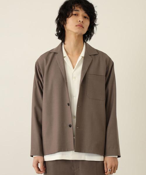 STUDIOUS(ステュディオス)の「【STUDIOUS】ビエラフィニッシュジャケット(テーラードジャケット)」