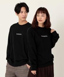 【WEB限定】KANGOL(カンゴール)ビッグシルエットスウェットクルーネック