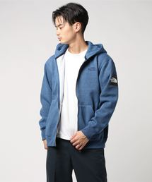 THE NORTH FACE(ザノースフェイス)のTHE NORTH FACE SQUARE LOGO F/Z(パーカー)