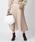GALLARDAGALANTE(ガリャルダガランテ)の「配色プリーツスカート(スカート)」 詳細画像