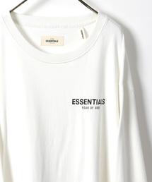 FOG ESSENTIALS(エフオージーエッセンシャルズ)の▽FOG ESSENTIALS/エフオージーエッセンシャルズ BOXY LS TEE(Tシャツ/カットソー)