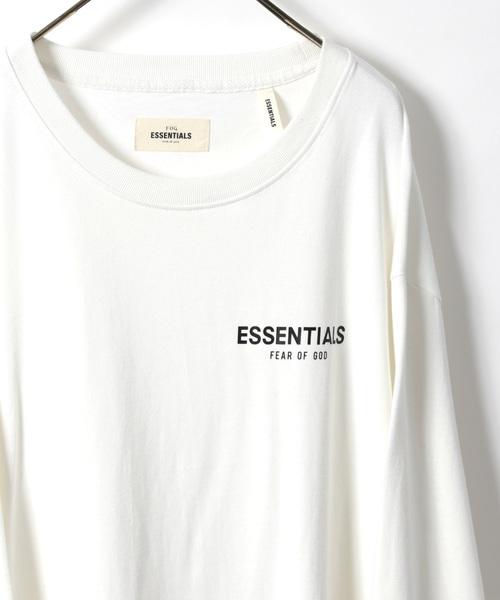 【再入荷】 ▽FOG ESSENTIALS/エフオージーエッセンシャルズ BOXY LS TEE(Tシャツ PUBLUX/カットソー) LS FOG ESSENTIALS(エフオージーエッセンシャルズ)のファッション通販, 【数量は多】:69f6e763 --- fahrservice-fischer.de
