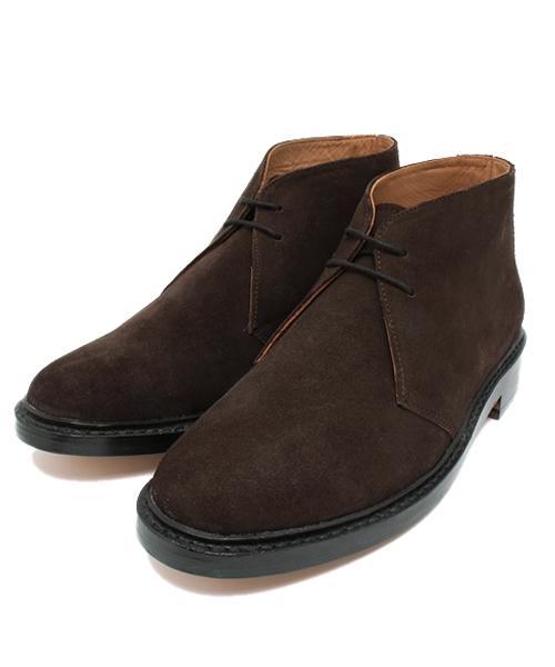 【上品】 London Desert Shoe Make CHAPTER No.606/ No.606 Desert Boots(ブーツ)|chapter world(チャプターワールド)のファッション通販, ミナミツルグン:d35379bd --- 888tattoo.eu.org
