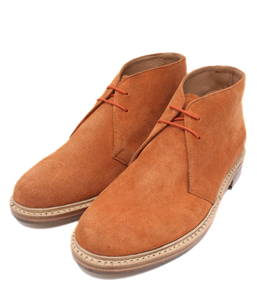 品多く London Shoe Make/ No.606/ WORLD Desert Boots(ブーツ)|chapter Make world(チャプターワールド)のファッション通販, 【上品】:d92a8ec1 --- 888tattoo.eu.org