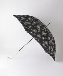 <because(ビコーズ)>ラインフラワー 長傘