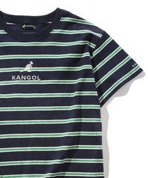 KANGOL(カンゴール)の【KANGOL/カンゴール】マルチボーダーTシャツ(Tシャツ/カットソー)