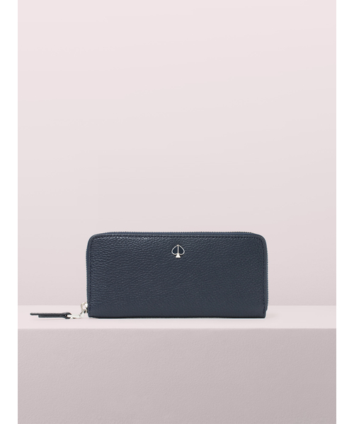POLLY slim continental wallet