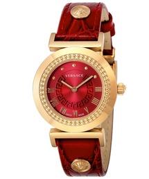 VERSACE ヴェルサーチェ VANITY ヴァニティ 腕時計 VS-P5Q80D800S800 レディース(腕時計)