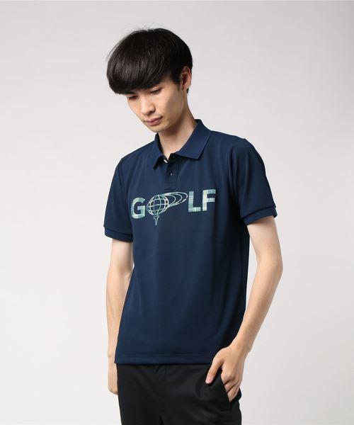 2019春大特価セール! BEAMS GOLF ORANGE LABEL / チェックロゴ ポロシャツ, HOKUO-DESIGN  北欧家具雑貨 1f09cee4