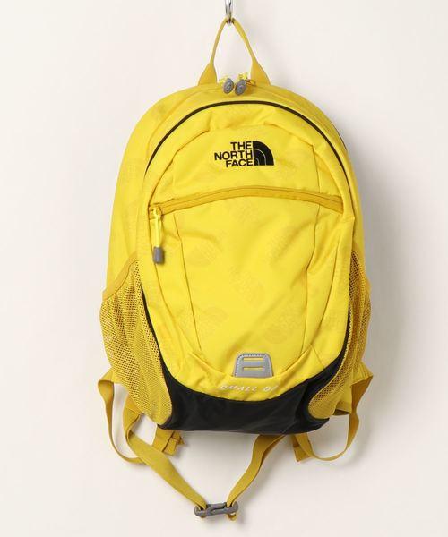 THE NORTH FACE(ザノースフェイス)の「THE NORTH FACE/ザ・ノースフェイス/Outdoor day bag/機能的なアウトドア用デイパックsmall NMJ72004(バックパック/リュック)」 イエロー