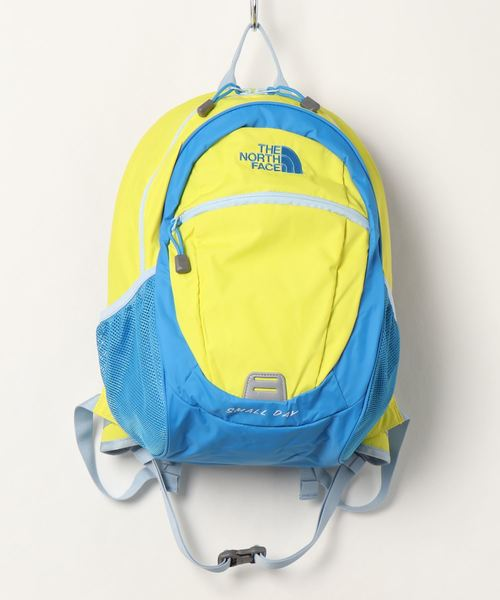THE NORTH FACE(ザノースフェイス)の「THE NORTH FACE/ザ・ノースフェイス/Outdoor day bag/機能的なアウトドア用デイパックsmall NMJ72004(バックパック/リュック)」|ブルー