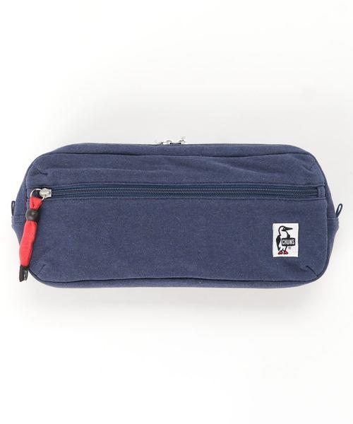 【CHUMS】Square Waist Bag Sweat
