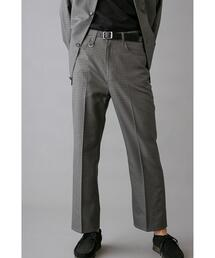 <monkey time> TR MINI CHECK TROUSER/トラウザーズ