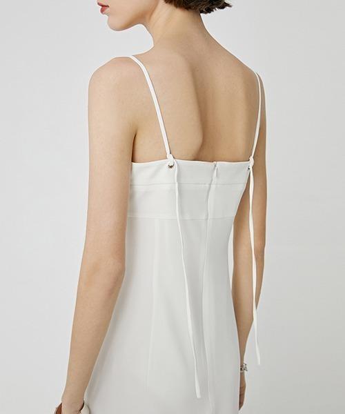 【Fano Studios】【2021SS】Sling short dress FX20L149