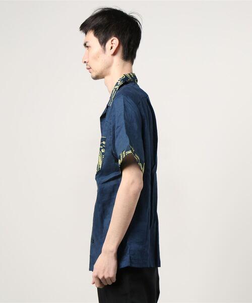 MONITALY(モニタリー)の「Monitaly / vacationシャツ <MEN>(シャツ/ブラウス)」|詳細画像