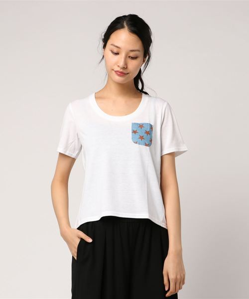 ZERO STAIN [汗染み防止]Tシャツ