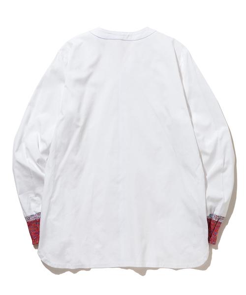 rehacer : Mix Loop Rib Shirt