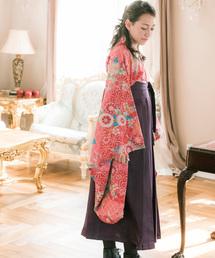 Catherine Cottage(キャサリンコテージ)の簡単着付けの刺繍入り袴セット(着物/浴衣)