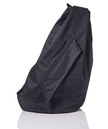 【RAF SIMONS コラボ 限定モデル】SLEEK SLING Rs BLACK Refin バッグパック(バックパック/リュック)