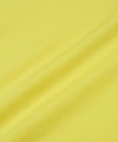 ポリ強撚ノースリブニットプルオーバー