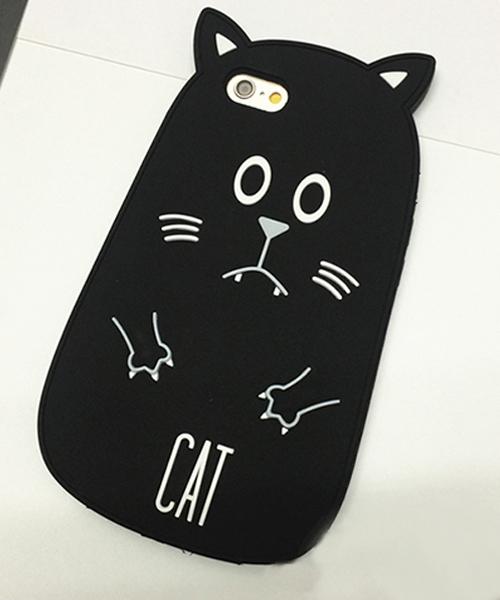 c.u.l(シーユーエル)の「【c.u.l】アニマル アザラシ ライオン ネコ アイフォンケース iPhoneカバー ipc384(モバイルケース/カバー)」|B