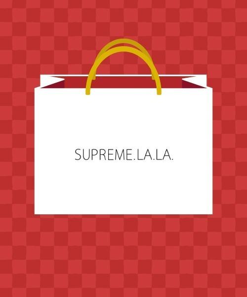 【福袋】SUPREME.LA.LA. (アウター入り4点セット)