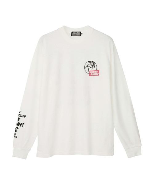 SUPER FUZZ#4 Tシャツ