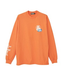 SUPER FUZZ#4 Tシャツオレンジ