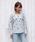 Vicente(ヴィセンテ)の「エンブロイダリーフレアTシャツ(Tシャツ/カットソー)」|詳細画像