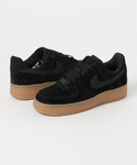 NIKE | NIKE WMNS AIR FORCE 1 '07 SE (BLACK/BLACK-GUM MED BROWN-IVORY) 【SP】(スニーカー)
