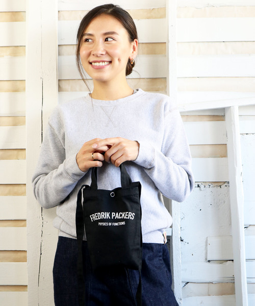 ∴【FREDRIK PACKERS / フレドリックパッカーズ】#10 DAILY TOTE S デイリートート  DC
