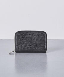 <Whitehouse Cox(ホワイトハウスコックス)>シボ S-1941 MINI ZIP PURSE †◆