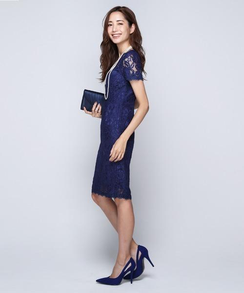 超格安価格 レース ワンピース ドレス 結婚式 フォーマル パーティードレス(ドレス) フォーマル ドレス|DRESS 結婚式 LAB(ドレスラボ)のファッション通販, ニシイヤヤマソン:758f1b80 --- fahrservice-fischer.de