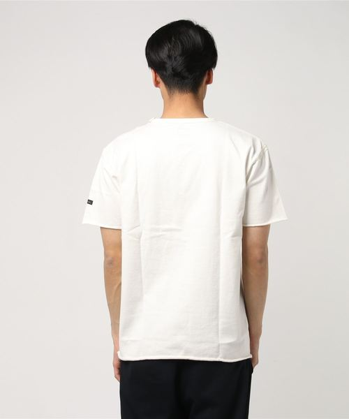 Schott/ショット/RIDERS ZIP POCKET T-SHIRT/ライダース ジップポケット Tシャツ