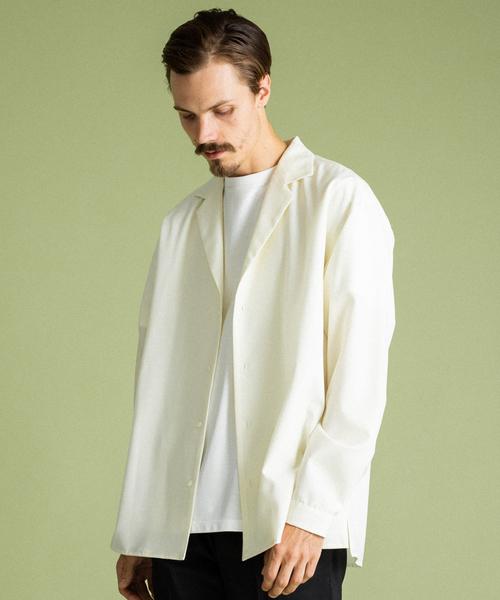 【超お買い得!】 TOKYO UNITEDウールタイプライターシャツジャケット(テーラードジャケット)|UNITED TOKYO(ユナイテッドトウキョウ)のファッション通販, 牛乳ヨーグルトの伊都物語:fd8fc728 --- skoda-tmn.ru