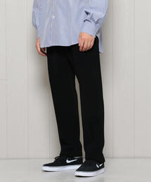 <H>DRY DOUBLE CLOTH TAPERED PANTS/パンツ