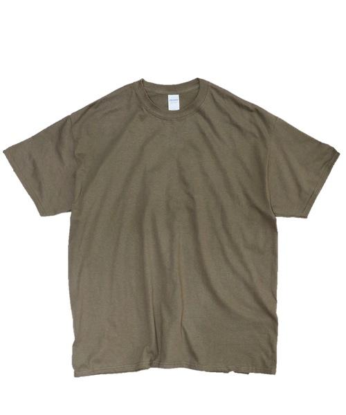 C.E.L.STORE(セルストア)の「【ZOZOTOWN限定】GILDAN/ギルダン 6oz SS TEE(Tシャツ/カットソー)」|オリーブ