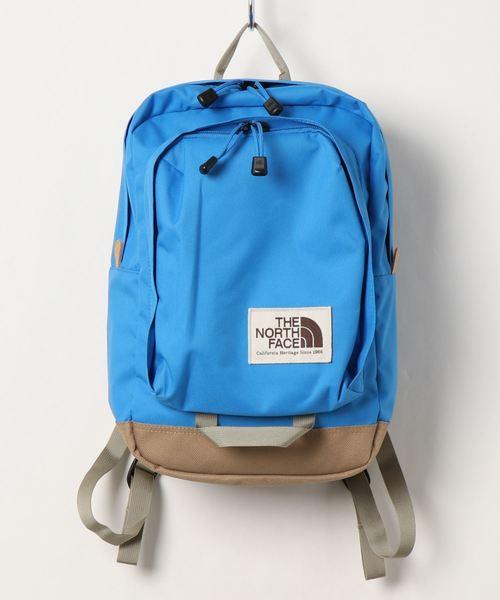 THE NORTH FACE(ザノースフェイス)の「THE NORTH FACE/ザ・ノースフェイス/ Backpack/キッズ用ミニリュックhot shot mini NMJ71903(バックパック/リュック)」|ブルー