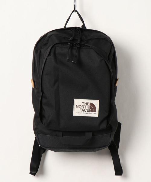 THE NORTH FACE(ザノースフェイス)の「THE NORTH FACE/ザ・ノースフェイス/ Backpack/キッズ用ミニリュックhot shot mini NMJ71903(バックパック/リュック)」|ブラック