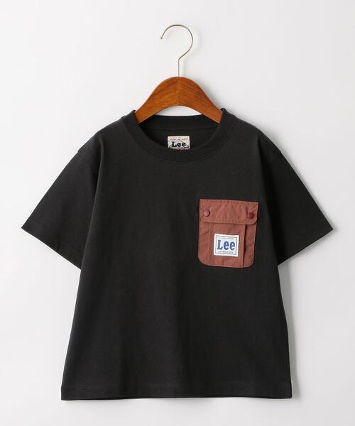 〔WEB限定〕LEE(リー)H/S BIG TEE